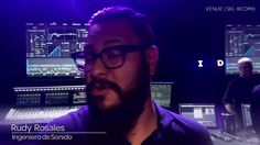 Rudy Rosales Ingeniero de sonido VENUE | S6L