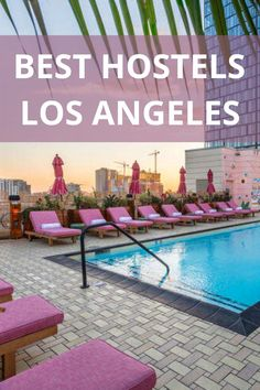 Visiting Los Angeles on a budget? Check out these really cool hostels in L.A. that are not only affordable, but in some of the best locations too! Visit Los Angeles, Los Angeles Usa, Los Angeles Travel, Amazing Destinations, Travel Destinations, Surf City, Road Trip Usa, Best Location, Best Cities
