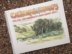 DON GETZ 'WATERCOLOR JOURNAL TOUR' OF THE USA: March 2013