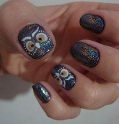 Cool Looking Nail Art : theBERRY