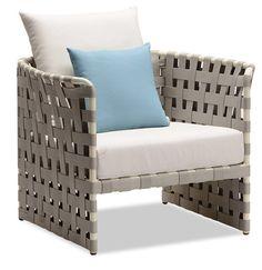 Loft Single Sofa wit