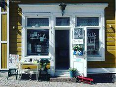 Porvoo Windows, Finland, Ramen, Window