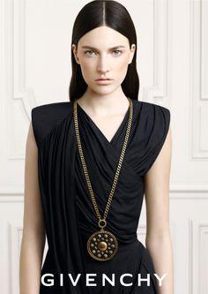 Jacquelyn Jablonski Givenchy ad campaign. #model #fashion #Givenchy
