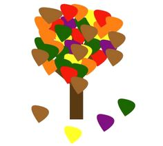 Three wonderful songs about fall for kids learning Spanish