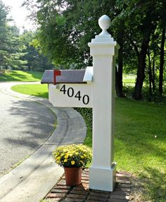 Mailbox Makeover: If your mailbox screams