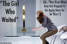 ... IT DOES LOOK LIKE THE APPLE STORE!!... If the Apple Store was made of sadness...