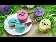 How To Make Easter Egg Petit Fours