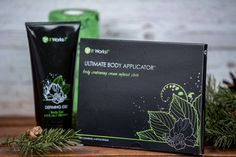 We've always said our products work #BetterTogether, and our Body Line is proof! The Ultimate Body Applicator, Defining Gel, and Fab Wrap work great together to help give you the results you're looking for!