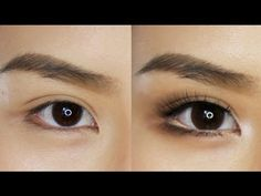 How to Make Eyes Look Bigger in 5 Minutes - YouTube