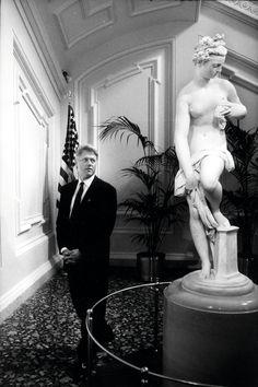 Pracował dla Jimmy'ego Cartera i Billa Clintona. Bob McNeely opowiada o czasach, kiedy był osobistym fotografem prezydentów Stanów Zjednoczonych