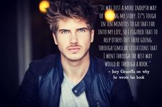 joey graceffa quotes - Google Search