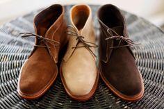 desert boots, wonderful neutrals