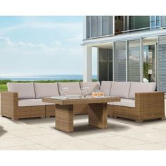 Life Outdoor Living | Maui Lounge   Latour