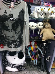 Disney World 2013 Nightmare Before Christmas Merchandise vía ...
