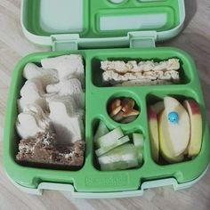 Einfache bentgo kids Frühstücksideen für die Schule, Bento Brotdose für Kinder, Food Picks