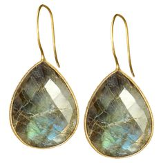 PAIGE EARRINGS IN LABRADORITE