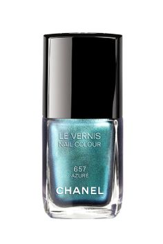 Chanel Limited-Edition Nail Color in Azure