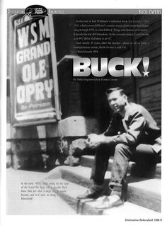 ©Bakersfield Magazine Buck Owens, History Articles, Kern County, Reba Mcentire, Garth Brooks, Music Charts, Reference Book, Hillbilly, Great Bands