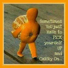True that! thought of you @Kristina Kilmer Kilmer Hayenga from having oranges at lunch!! Love the orange