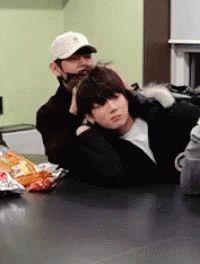 Jungkook and taehyung are friends. Jungkook doesn't understand the co… Jimin Jungkook, Bts Bangtan Boy, Bts Taehyung, Taekook, Namjin, Yoonmin, John Legend, Jung Hoseok, Seokjin