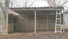 Shed Roof Truss Design Horse Shelter Loafing Shed Plans . 10x10 Shed Plans, Lean To Shed Plans, Run In Shed, Wood Shed Plans, Free Shed Plans, Storage Shed Plans, Barn Plans, Garage Plans, 12x24 Shed