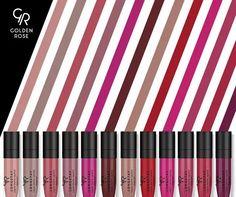 GR Longstay Liquid Matte Lipstick - tekutý matný rúž
