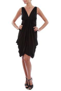 Black Lycra Dress by Babita Malkani