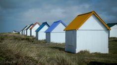 Cabanes de Gouville sur Mer   par Fabrice B Photographie