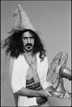 Frank Zappa by Andrew Kent
