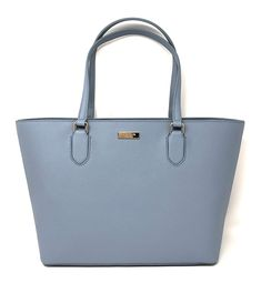 Kate Spade New York Medium Dally Laurel Way Tote Bag in Cloud cover ** Read more at the image link. (This is an affiliate link)