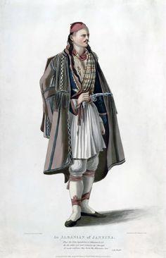 albanian of jannina