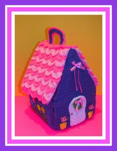 Items similar to Connie's Portable Purple Doll House© Christmas Gingerbread House© Halloween Haunted House Patterns© Three Great Patterns in One! on Etsy Crochet Ring Patterns, Crochet Doll Pattern, Crochet Dolls, Gingerbread House Patterns, Christmas Gingerbread House, Crochet Animal Hats, Monkey Doll, Easter Peeps, Halloween Haunted Houses
