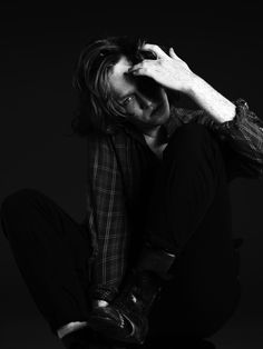 Caleb Landry Jones by HEDI SLIMANE