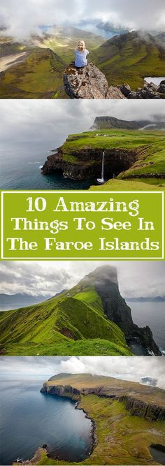 10 Amazing things to see in the Faroe Islands