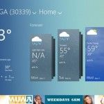 Weather Channel App Added to Windows Store, Ready For Download
