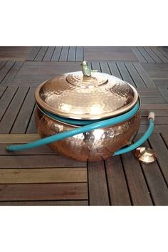 Vibrant Styles, Primed For Their Warm Weather Moment | Copper | Pinterest | Hose  Holder, Rounding And Indoor
