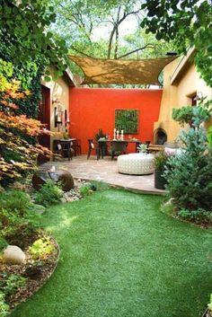 Stunning Garden Landscaping Design Ideas