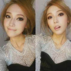 Jessica flaunts her beauty on her selca ~ Latest K-pop News - K-pop News   Daily K Pop News