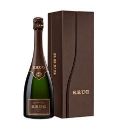 Krug Krug 2002 available at Harrods