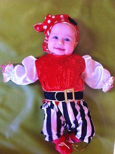 Piratenbaby