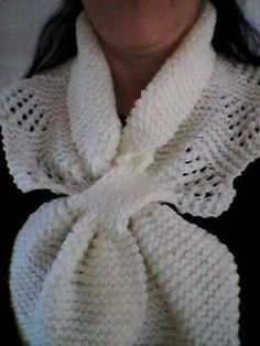 Handmade by LJ : Capas em Trico/Knitted Capes
