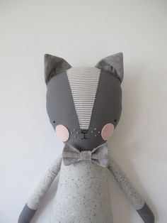 kitty doll | from luckyjuju #giftsforkids