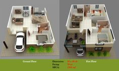 Mayur Pride - 1900 sq ft west Floor Plan. http://www.mayur-group.in/index.php/projects/mayur-pride