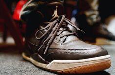 Anthony Hamilton Rocks This Never Before Seen Air Jordan 3 on http://SneakersCartel.com | #sneakers #shoes #kicks #jordan #lebron #nba #nike #adidas #reebok #airjordan #sneakerhead #fashion #sneakerscartel