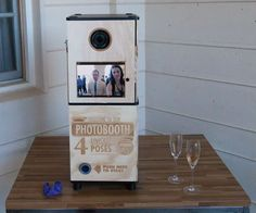 I built this photobooth as a bit of fun at our wedding and we've been able to use it for other parties since. After deciding to build a photobooth, I ...