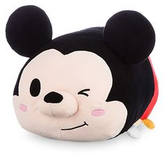 Large Mickey tsum from the Large Mickey and friends tsum collection. Click to order him today.