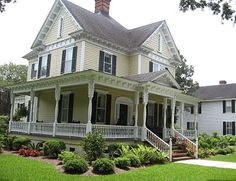 old southern home