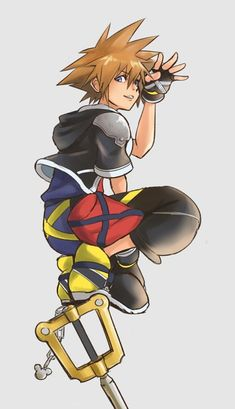 Sora's my favorite character from Kingdom Hearts and I collect and draw images featuring him and his friends. Kingdom Hearts Wallpaper, Kingdom Hearts Games, Kingdom Hearts Characters, Kingdom Hearts Fanart, Sora Kh, Sora And Kairi, Sketch Inspiration, Video Game Characters, Cute Disney