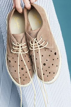 9103ad1e717 Seychelles Distinguished Perforated Oxfords.  flats  ad  shoes  anthrofave  Sneakers Fashion