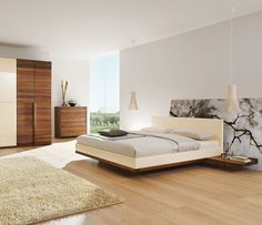 Contemporary Bedroom Furniture Ideas With Modern Solid Walnut Bedroom  Furniture Sets